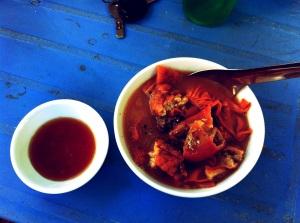 street food in Sai Gon (taken a few months ago)