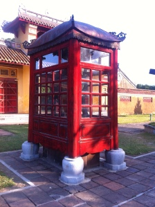 "Well, a little ""London"" in Hue"